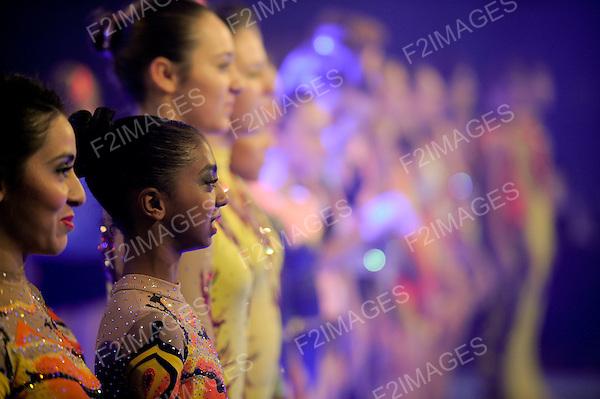 Pat Wade Classic.Acrobatics Gymnastics.Stoke 24.11.13
