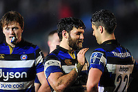 Jeff Williams of Bath Rugby. Anglo-Welsh Cup match, between Bath Rugby and Gloucester Rugby on January 27, 2017 at the Recreation Ground in Bath, England. Photo by: Patrick Khachfe / Onside Images