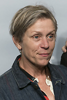 www.acepixs.com<br /> <br /> September 11 2017, Toronto<br /> <br /> Frances McDormand arriving at the premiere of 'First They Killed My Father' during the 42nd Toronto International Film Festival at the Princess of Wales Theatre on September 11 2017 in Toronto, Canada<br /> <br /> <br /> By Line: Famous/ACE Pictures<br /> <br /> <br /> ACE Pictures Inc<br /> Tel: 6467670430<br /> Email: info@acepixs.com<br /> www.acepixs.com