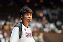 Yuta Tabuse (JPN), JULY 3rd, 2011 - Basketball : Basketball Japanese representative international friendly match 2011, between Japan 69-78 S Oliver Baskets Wuerzburg (GER) at 2nd Yoyogi Gymnasium, Tokyo, Japan. (Photo by Jun Tsukida/AFLO SPORT) [0003].