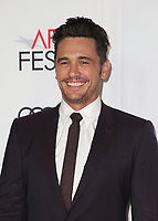 HOLLYWOOD, CA - NOVEMBER 12: James Franco, at the AFI Fest 2017 Centerpiece Gala Presentation of The Disaster Artist on November 12, 2017 at the TCL Chinese Theatre in Hollywood, California. <br /> CAP/MPIFS<br /> &copy;MPIFS/Capital Pictures