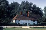 The Village Pub. Three Chimneys. Biddenden, Kent, England.