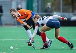 HUIZEN - Hockey - Noor Smit (Bldaal)      .Hoofdklasse hockey competitie, Huizen-Bloemendaal (2-1) . COPYRIGHT KOEN SUYK