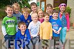 Enjoying the defibrillator coffee morning in Beaufort Community Centre on Saturday morning were Ryan Sweeney, Simon Coffey, Emma Coffey, Killian Caulfield Dreier, Mike Moriarty, Stefan Caulfield Dreier, Rory Clifford, Paul Murphy, Rory Dowley, Luke Sweeney and Mairead Egan..........