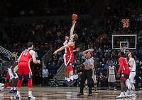 Berkeley, CA - December 30th, 2016:  CAL Men's Basketball's 62-67 loss to Arizona at Haas Pavilion.