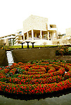California: Los Angeles, Getty Museum, gardens,  Photo: camu10102.Photo copyright Lee Foster, 510/549-2202, lee@fostertravel.com, www.fostertravel.com