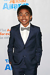 LOS ANGELES - DEC 6: Miles Brown at The Actors Fund's Looking Ahead Awards at the Taglyan Complex on December 6, 2015 in Los Angeles, California