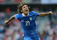 Fussball EURO 2012: Italien - Kroatien