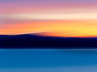 Lake Tahoe Sunset II