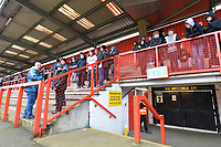 during Stevenage vs Reading, Emirates FA Cup Football at the Lamex Stadium on 6th January 2018