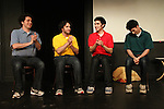 Pangea 3000 at Sketchfest NYC, 2011. UCB Theatre.
