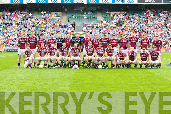 Kerry v Galway, GAA Football All-Ireland Senior Championship Quarter-Final, Croke Park, Dublin. 9 August 2008   Copyright Kerry's Eye 2008