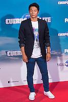 "Jonh Lee during the premiere of ""Cuerpo de Elite"" at Capitol cinema. Madrid. August 25, 2016. (ALTERPHOTOS/Rodrigo Jimenez) /NORTEPHOTO"