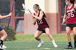 Santa Barbara, CA 02/18/12 - Mayan Zeitlin (Santa Clara #12) in action during the Santa Clara-Arizona game at the 2012 Santa Barbara Shootout.  Santa Clara defeated Arizona 18-9.