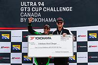 Race 2, Yokohama Hard Charger, #18 Mark Motors Racing, Porsche 991 / 2014, GT3CG: Marco Cirone