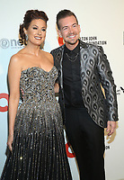 09 February 2020 - West Hollywood, California - Hilary Roberts, Damon Sharpe. 28th Annual Elton John Academy Awards Viewing Party held at West Hollywood Park. Photo Credit: FS/AdMedia