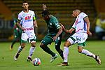 La Equidad venció como local 1-0 a Atlético Huila. Fecha 9 Liga Águila II-2017.
