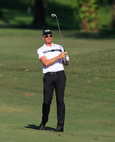 Henrik Stenson (SWE) in action on the 10th during Round 4 of the Maybank Championship at the Saujana Golf and Country Club in Kuala Lumpur on Saturday 4th February 2018.<br /> Picture:  Thos Caffrey / www.golffile.ie<br /> <br /> All photo usage must carry mandatory copyright credit (© Golffile | Thos Caffrey)