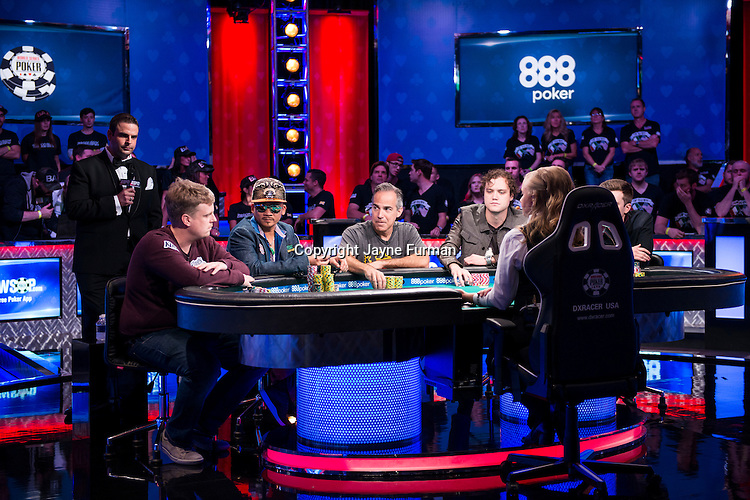 Final Table Day 9