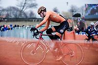 Tim Vandijke (NED)<br /> <br /> Men's U23 race. <br /> <br /> UCI 2019 Cyclocross World Championships<br /> Bogense / Denmark<br /> <br /> &copy;kramon