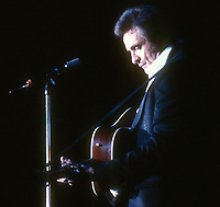Johnny Cash 1981<br /> Photo By Adam Scull/PHOTOlink.net /MediaPunch