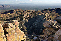 High Chaparral, View from Mt. Lemmon, Arizona
