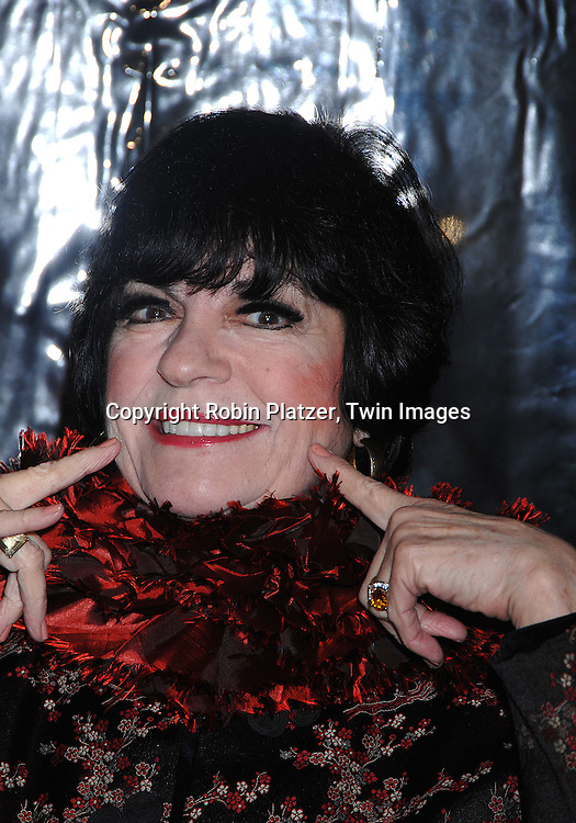 """JoAnne Worley .arriving at the New York Premiere of """"Sweeney Todd"""" starring Johnny Depp on December 3, 2007 at The Ziegfeld Theatre in New York City. .Robin Platzer, Twin Images"""