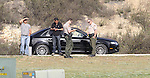 March 3rd 2013  Exclusive<br /> <br /> <br /> Cops question and INTERROGATE paparazzi working on Britney Spears at Lake Sherwood in Thousand Oaks California <br /> <br /> <br /> AbilityFilms@yahoo.com<br /> 805 427 3519 <br /> www.AbilityFilms.com