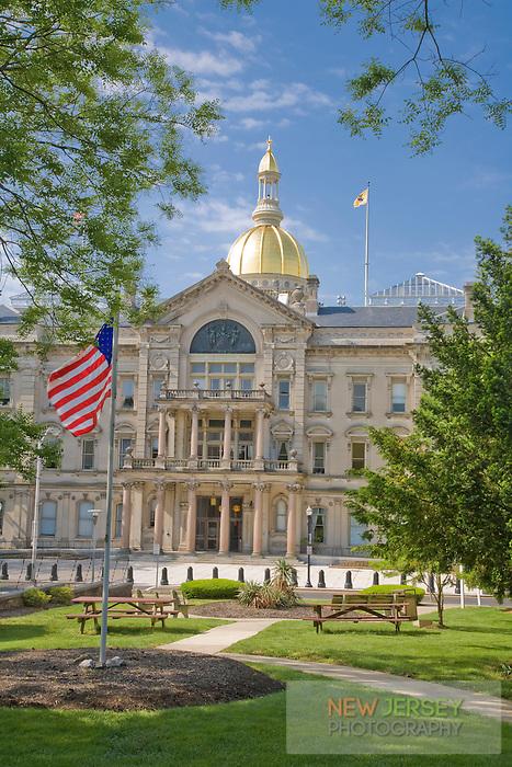 New Jersey Legislative State House, Trenton, New Jersey