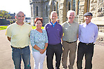 The Cnoc na dTobar Pilgrimage Group who are responsible for the restoration work being carried out on the Canons Cross are Denis Daly(Project Manager), Eileen Clifford(Secretary), Canon Larry Kelly, Michael Prendergast(Treasurer) & Johnny Keating(Chairman).  Mass will be held at the top of Cnoc na dTobar on Sunday 28th September at 3pm with the climb start at 12:30.  All Welcome.