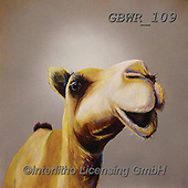 Simon, REALISTIC ANIMALS, REALISTISCHE TIERE, ANIMALES REALISTICOS, paintings+++++Card_AdamB_NeverGetsTheHump,GBWR109,#a#, EVERYDAY,camel