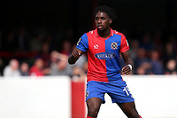 Tomi Adeloye of Dagenham and Redbridge during Dagenham & Redbridge vs Chesterfield, Vanarama National League Football at the Chigwell Construction Stadium on 15th September 2018