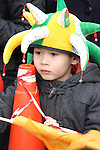 Alex Devine at the 2011 St.Patrick's Day Parade in Dunleer...(Photo credit should read Jenny Matthews/www.newsfile.ie)....This Picture has been sent you under the conditions enclosed by:.Newsfile Ltd..The Studio,.Millmount Abbey,.Drogheda,.Co Meath..Ireland..Tel: +353(0)41-9871240.Fax: +353(0)41-9871260.GSM: +353(0)86-2500958.email: pictures@newsfile.ie.www.newsfile.ie.