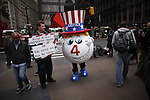 New York - Occupy Wall Street protest - Highlights October 4