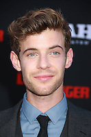 Harry Treadaway <br /> 06/22/2013 &quot;The Lone Ranger&quot; Premiere held at Disneyland in Anaheim, CA Photo by Mayuka Ishikawa / HollywoodNewsWire.net /iPhoto