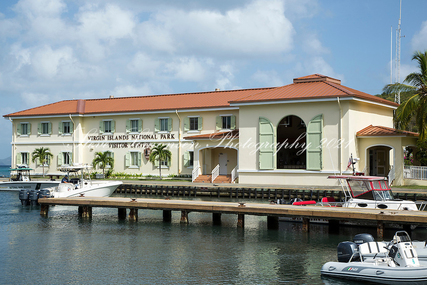 National Park Service <br /> Visitors Center<br /> Cruz Bay, St. John<br /> U.S. Virgin Islands