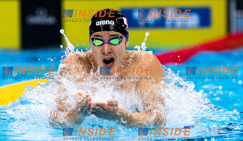 SETO Daiya JPN<br /> Men's 100m Individual Medley<br /> 13th Fina World Swimming Championships 25m <br /> Windsor  Dec. 9th, 2016 - Day04 Finals<br /> WFCU Centre - Windsor Ontario Canada CAN <br /> 20161209 WFCU Centre - Windsor Ontario Canada CAN <br /> Photo &copy; Giorgio Scala/Deepbluemedia/Insidefoto