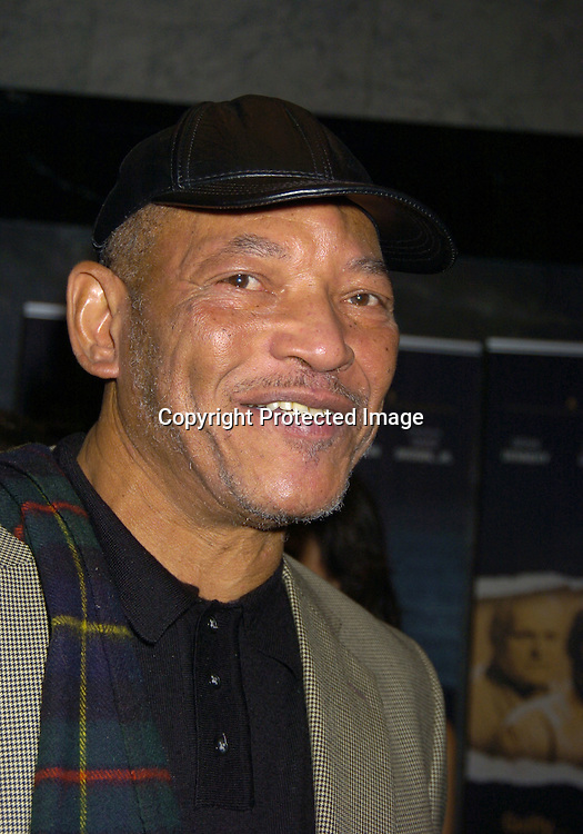 "Delbert Tibbs ..at The New York Permiere of the Court TV Original Movie   ""The Exonerated"" at The Museum of TV and Radio on ..January 25, 2005. ..Photo by Robin Platzer, Twin Images"