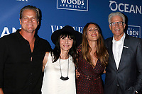 LOS ANGELES - July 17:  Brian Van Holt, Mary Steenburgen, Guest, Ted Danson at the Oceana And The Walden Woods Project Present: Rock Under The Stars With Don Henley And Friends at the Private Residence on July 17, 2017 in Los Angeles, CA