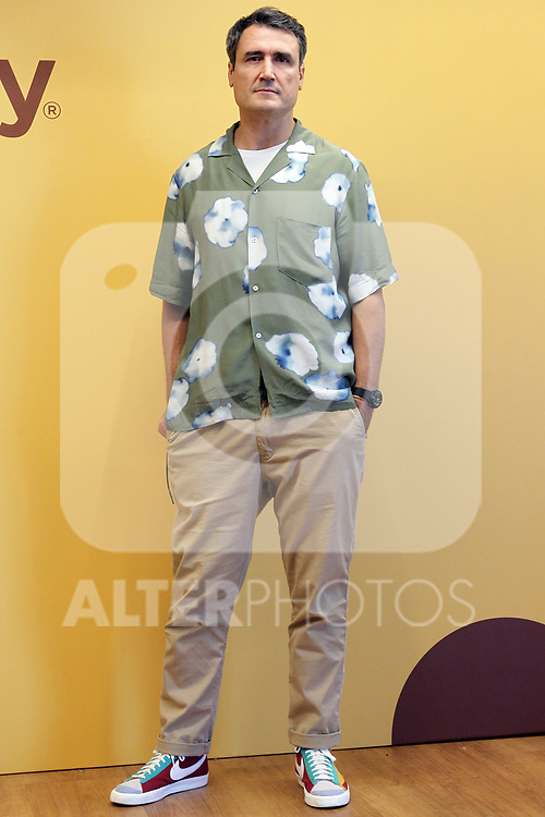 The Artists and Repertoire manager (A&R) of Sony Music Entretaiment in Spain, César Lores, during the Spanish Urban Music Event organized by Spotify on September 25, 2019 in Madrid, Spain.(ALTERPHOTOS/ItahisaHernandez)