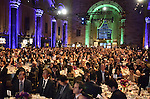Cipriani - The ballroom with 700 attendees at Holly's Angels Gala for Making Headway Foundation.  Making Headway supports research, medical care, and social services for pediatric brain cancer and spinal chord cancer patients and their families.