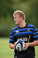 Jack Walker of Bath Rugby. Bath Rugby pre-season training on August 8, 2018 at Farleigh House in Bath, England. Photo by: Patrick Khachfe / Onside Images
