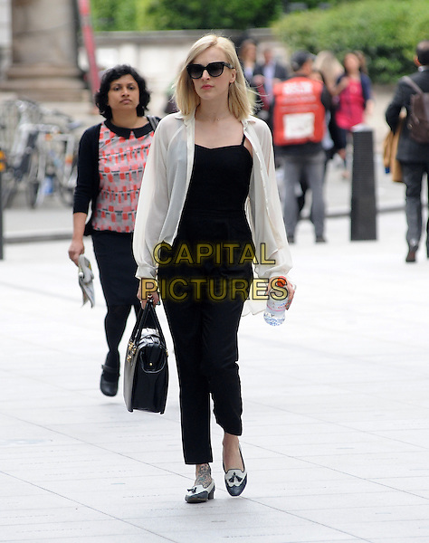 LONDON, ENGLAND - MAY 20: Fearne Cotton at BBC Radio 1, on May 20th, 2014 in London, England.<br /> CAP/AOU<br /> &copy;AOU/Capital Pictures