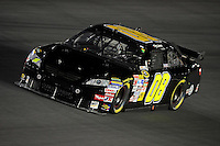 Oct. 15, 2009; Concord, NC, USA; NASCAR Sprint Cup Series driver Terry Labonte during qualifying for the Banking 500 at Lowes Motor Speedway. Mandatory Credit: Mark J. Rebilas-