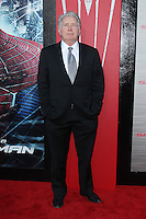 Martin Sheen at the premiere of Columbia Pictures' 'The Amazing Spider-Man' at the Regency Village Theatre on June 28, 2012 in Westwood, California. © mpi22/MediaPunch Inc. *NORTEPHOTO.COM*<br />