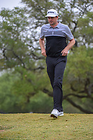 Keegan Bradley (USA) heads down 2 during Round 3 of the Valero Texas Open, AT&amp;T Oaks Course, TPC San Antonio, San Antonio, Texas, USA. 4/21/2018.<br /> Picture: Golffile | Ken Murray<br /> <br /> <br /> All photo usage must carry mandatory copyright credit (&copy; Golffile | Ken Murray)