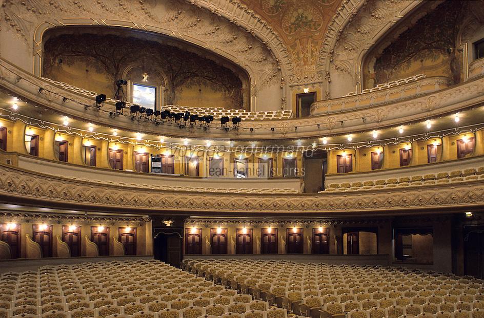 Europe/France/Auvergne/03/Allier/Vichy: Salle de l'opéra