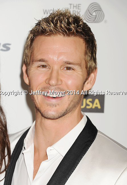 LOS ANGELES, CA- JANUARY 11: Actor Ryan Kwanten attends the 2014 G'Day USA Los Angeles Black Tie Gala at JW Marriott Los Angeles at L.A. LIVE on January 11, 2014 in Los Angeles, California.