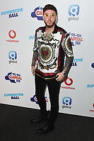 James Arthur in the press room for the Capital Summertime Ball 2018 at Wembley Arena, London, UK. <br /> 09 June  2018<br /> Picture: Steve Vas/Featureflash/SilverHub 0208 004 5359 sales@silverhubmedia.com