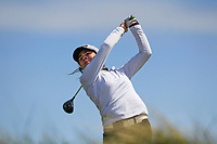 Shannon Burke (Ballinrobe) during the final round at the Irish Woman's Open Stroke Play Championship, Co. Louth Golf Club, Louth, Ireland. 12/05/2019.<br /> Picture Fran Caffrey / Golffile.ie<br /> <br /> All photo usage must carry mandatory copyright credit (&copy; Golffile | Fran Caffrey)